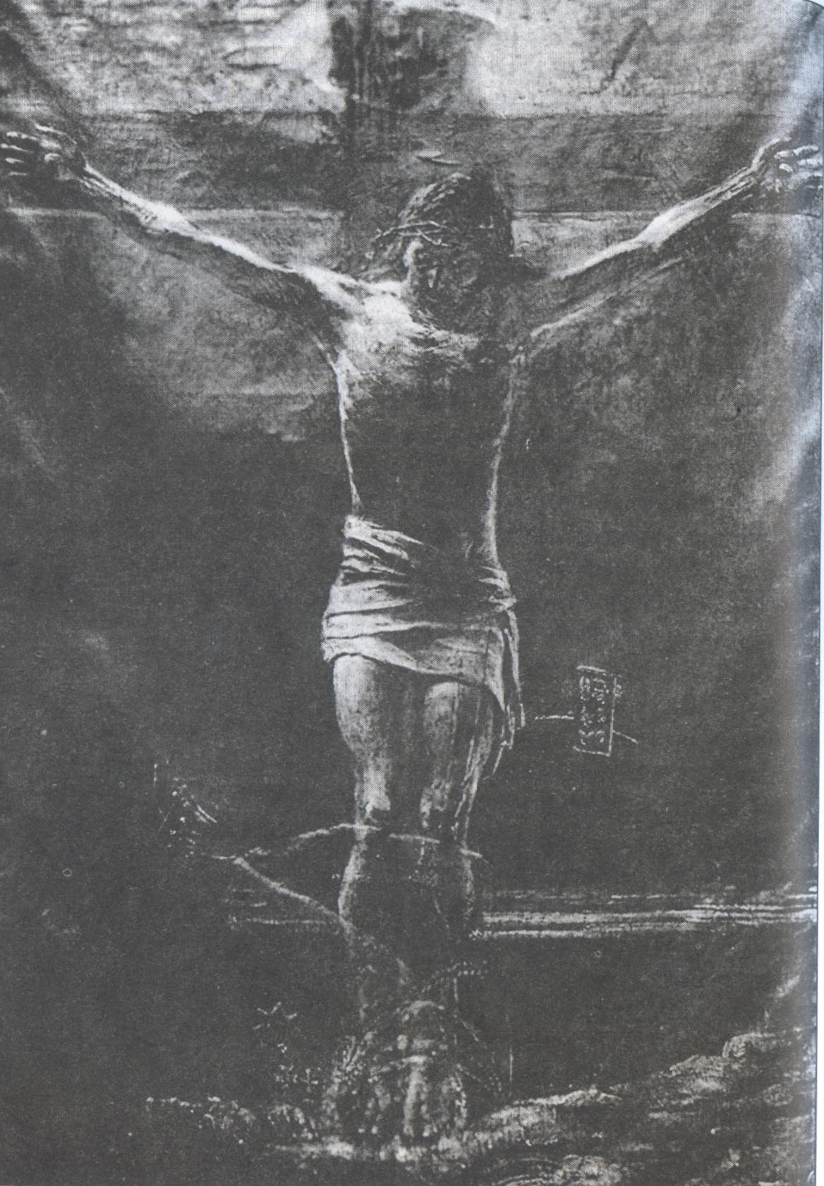 Чудотворный Образ Распятого Спасителя