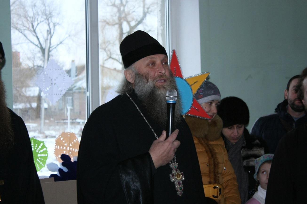 Благочинный Александро-Невского округа, протоиерей Николай Фоменко
