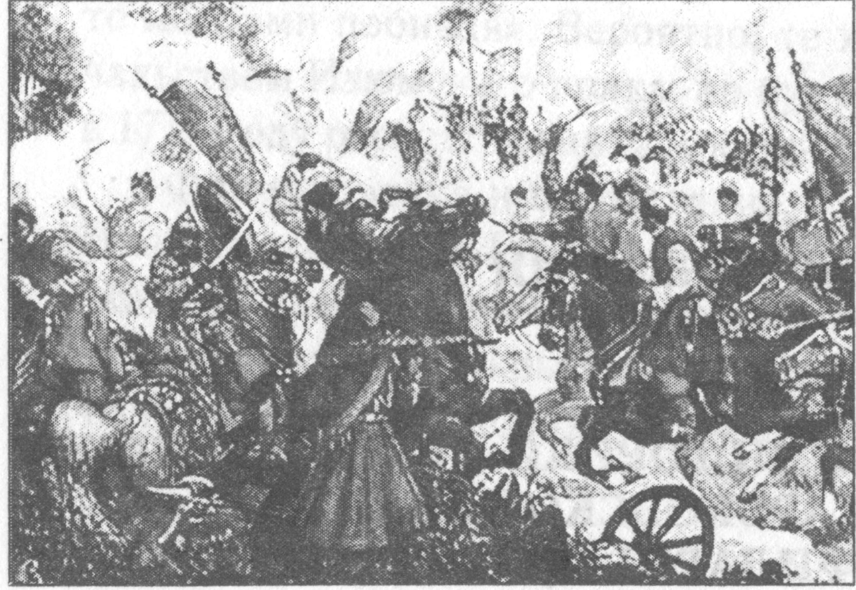 Бунт Брюховецкого