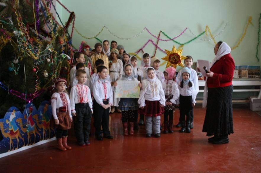Воскресная школа Свято - Духовского храма