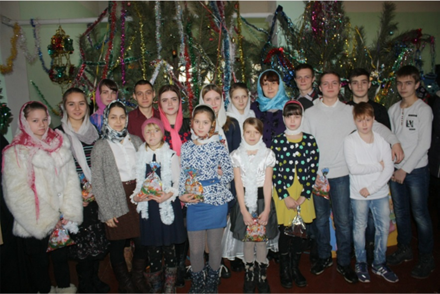 Воскресная школа храма преподобного Серафима Саровского