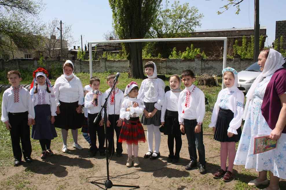 Воскресная школа Свято-Духовского храма