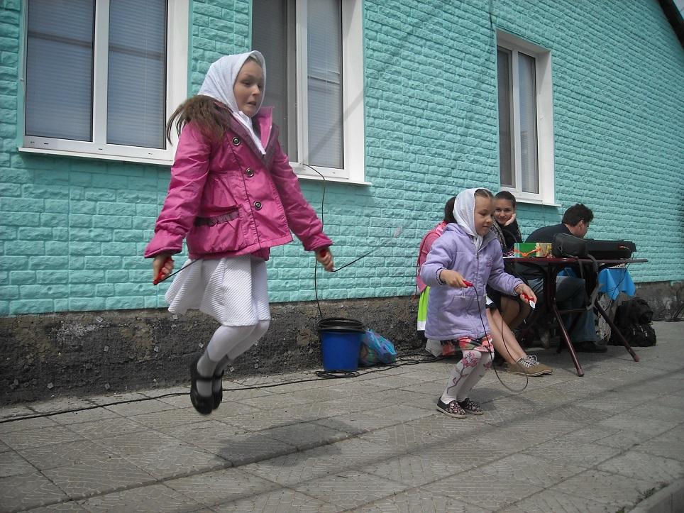 Дети учавствуют в конкурсах