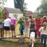 В период каникул дети на «Вилле Марии»