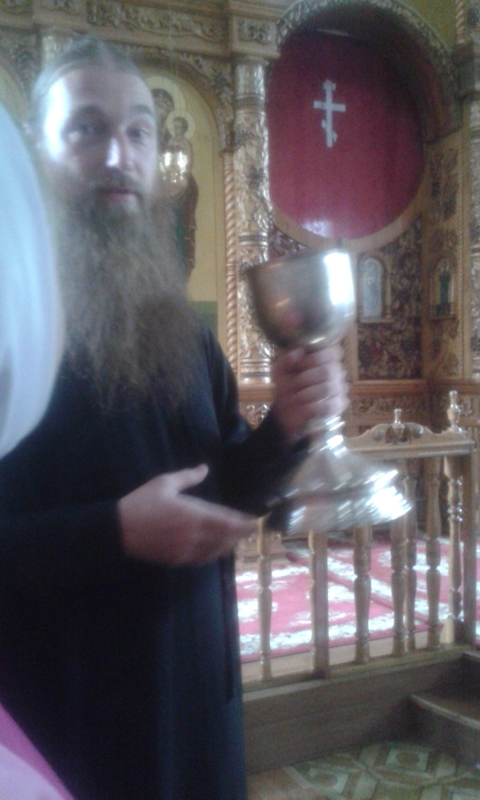 Отец Алексий Бездушный