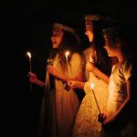 Празднование Рождества на Вилле  Марии