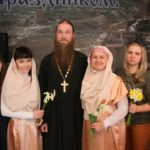 Праздник Жен — Мироносиц на Вилле Марии