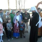 Встреча митрополита Горловского и Славянского Митрофана