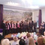 Праздник в честь святых жен-мироносиц на вилле Марии в Славянске